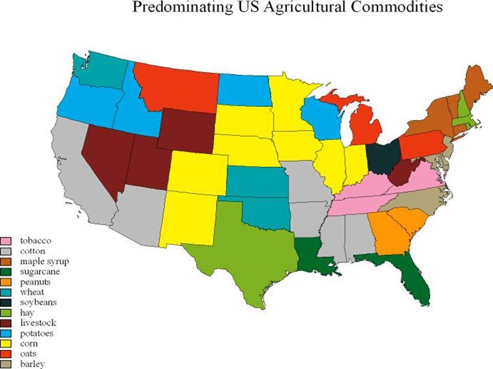 Zemědělci z USA